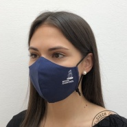 Face mask with logo Botel Albatros